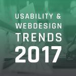 Design und UX Trends 2017