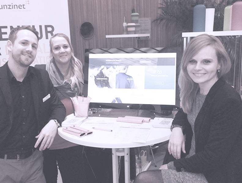 Simply usable auf Cologne Business Day