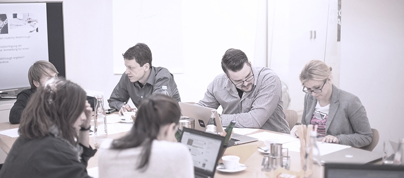 Fit in Usability? Das Trainingsprogramm
