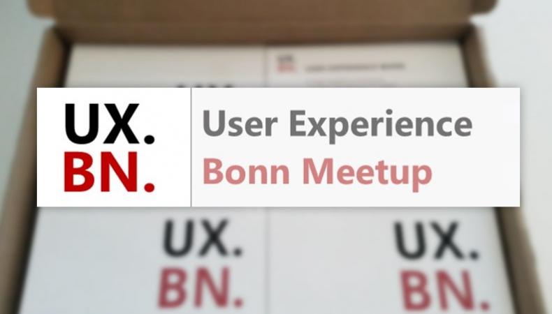 """Simply usable mit Vortrag """"Usability & Unternehmenserfolg"""" am 18.06. in Bonn auf der UX.BN."""